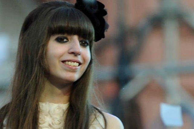 Florencia Kirchner: Quieren tapar la catástrofe económica y social del gobierno