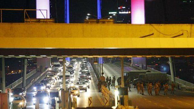 Estambul: dispararon contra una concentración de personas
