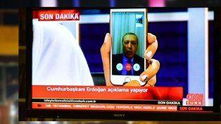 Una facción del ejército lanzó un intento de golpe de Estado en Turquía