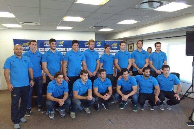 Los 12 Pumas que estarán en Río