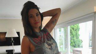 Ivana Nadal una rockera sexy en las redes sociales