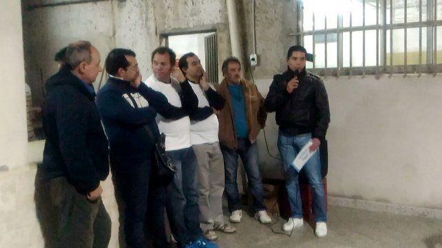 Diego Buschiazzo fue distinguido en la Peña 10 de Marzo