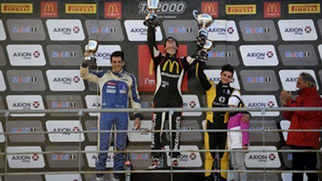 Moggia ganó el Sprint disputado en Concepción del Uruguay