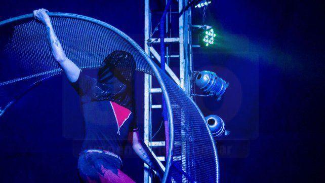La magia del circo atrae a chicos y grandes durante estas vacaciones