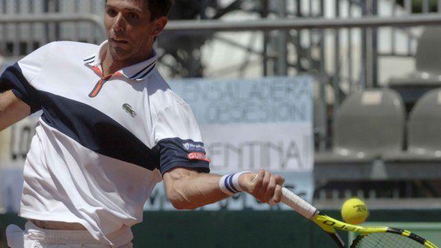 Argentina venció a Italia y pasó a las semifinales de la Copa Davis