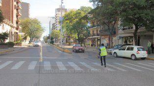 El trabajo de los inspectores es crucial para que el cambio de sentido de las calles sea exitoso