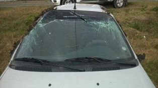 Se accidentó una funcionaria municipal de Concordia