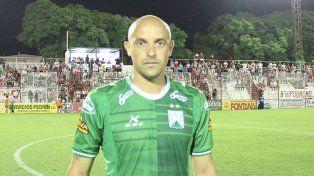 El defensor paranaense se desvinculó de Ferro y hoy sellará su vínculo con Patronato.