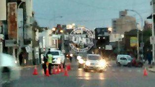 Habrá congestión a la mañana en calle Gualeguaychú y a la tarde en Echagüe.