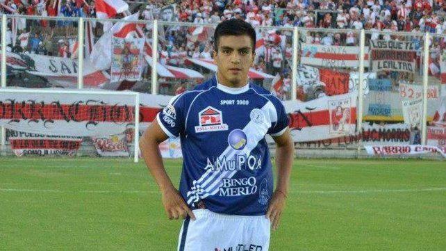 Cristian Gironi es nuevo jugador de Gimnasia de Concepción.