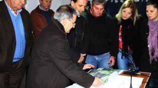 Brindaron detalles de la Autovía que unirá Paraná con Oro Verde