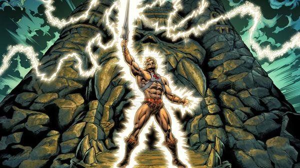 Después de 30 años, vuelve He-Man