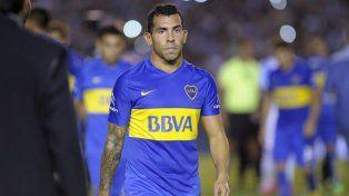 Tevez pidió licencia pero se quedará en Boca
