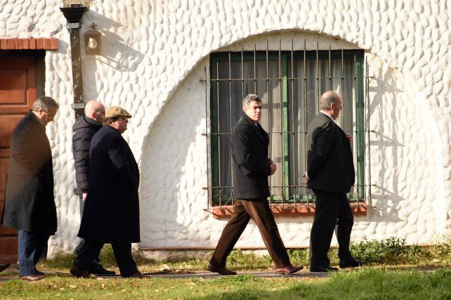 Rafecas comprobó los vínculos previos entre José López y el convento