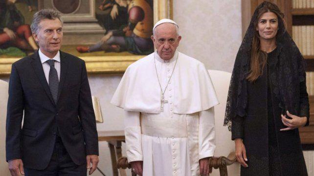 El Papa recibirá nuevamente a Macri en octubre