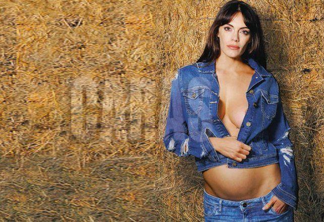 Emilia Attias: Voy a parir como toda hembra, sin anestesia
