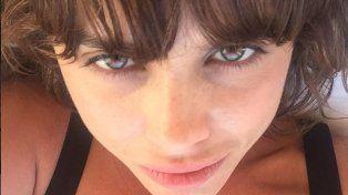 Vitto Saravia se animó a un sensual topless en Ibiza