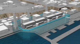 Fukushima admitió que no puede evitar la filtración de agua radiactiva al océano Pacífico