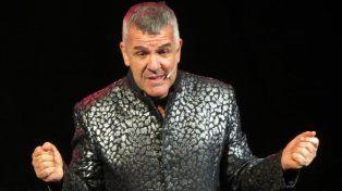 Dady Brieva debió suspender varios shows en el norte