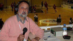 Pesar por el fallecimiento del periodista deportivo Jorge Santana