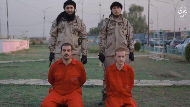 El Estado Islámico decapitó a dos espías y volvió a amenazar a Francia