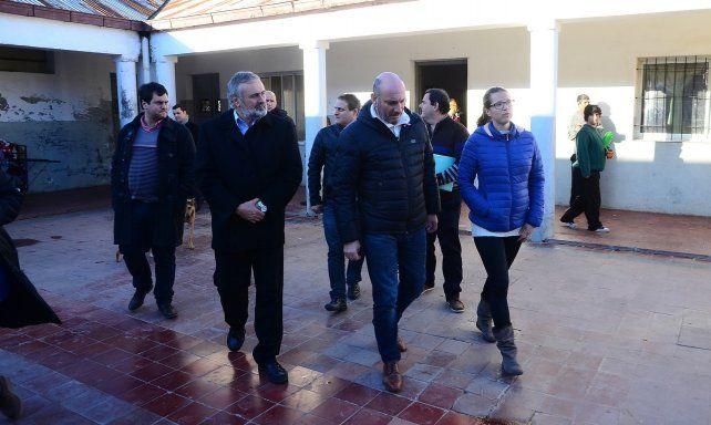 El hospital de Rosario del Tala contará con un equipo de rayos de última generación