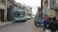 aclaran donde se puede estacionar en calle espana