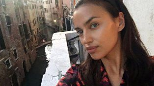 Irina Shayk, la ex de Cristiano Ronaldo, incendió Instagram