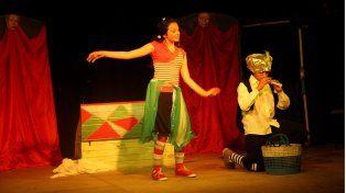 Premisa. Este año, el lema del festival es El teatro con los gurises.