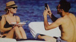 Pampita y Pico Mónaco están otra vez de vacaciones en Ibiza