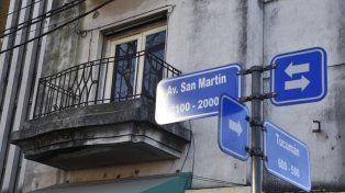 Una de las tragedias ocurrió en un edificio de avenida San Martín 2020 de San Lorenzo, Santa Fe.