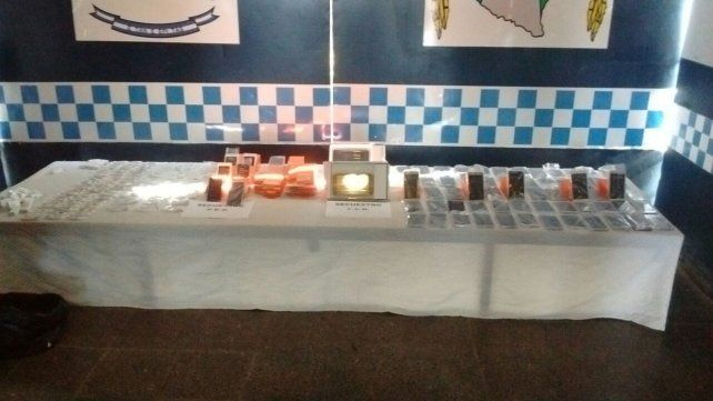 Contrabandeaban celulares desde Paraguay