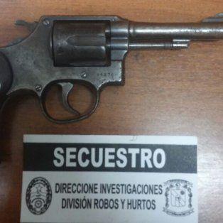 Recuperan objetos robados en Colonia Avellaneda