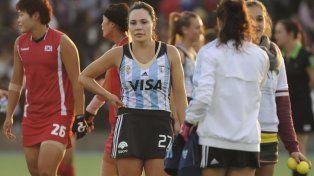 Las Leonas perdieron ante Corea el primer amistoso previo a los Juegos Olímpicos