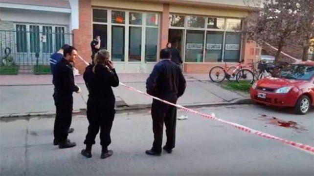 Un hombre asesinó a su ex pareja en un pelotero delante de cinco niños