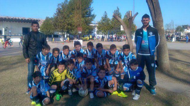 El Tricolor. La categoría 2006 de Peñarol formó parte de la edición 2016 del Amistad-Hermandad.