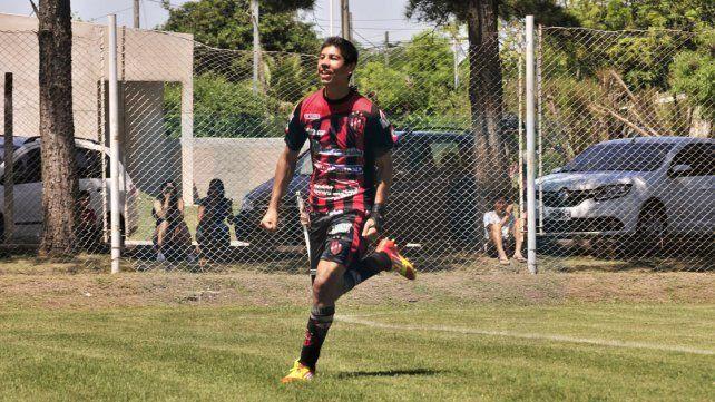 Enzo López anotó 64 conquistas en 67 partidos con la camiseta de Patronato.