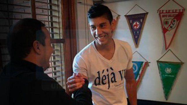 Vara alta. El portal La Página Millonaria califica a Enzo López como una de las grandes esperanzas del fútbol argentino.