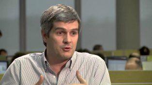 Marcos Peña negó la construcción de un nuevo puente con Uruguay