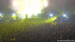 DJ John Digweed en Orfeo Superdomo. Foto: eventronica.com