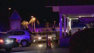 Tiroteo en una disco de Florida dejó al menos dos muertos y 15 heridos