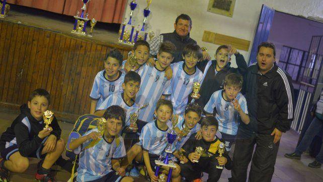 La 2005 de Argentino Juniors se coronó campeona del certamen.
