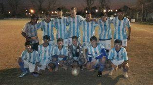 La 2001 de Argentino Juniors subcampeona del torneo de la U.