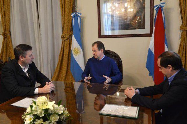 Buscan reanudar el servicio de trenes entre Basavilbaso y Concepción del Uruguay