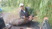 Dos policías mataron de un disparo en la cabeza a un cazador furtivo