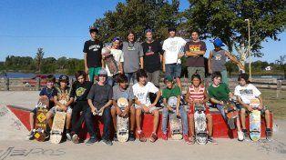 Los skaters de Gualeguaychú lograron un video que muestra la hermandad del skateboarding.