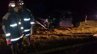 Caballo suelto provocó un accidente y una mujer perdió la vida