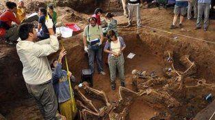 Reconocimiento internacional. Hoy los antropólogos argentinos se exportan al mundo.