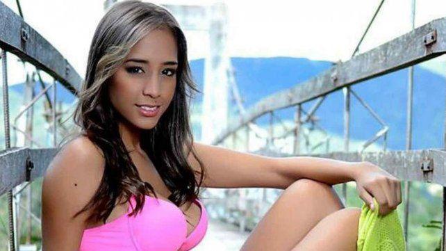 Un tribunal chino condenó a 15 años de prisión a la modelo y futbolista colombiana Juliana López por tráfico de drogas