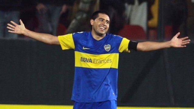 Riquelme respondió a las polémicas declaraciones de Tevez